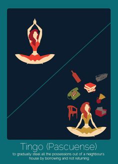 30 Untranslatable Words From Other Languages Illustrated By Anjana Iyer | Bored Panda