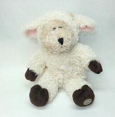 2004 Starbucks Coffee 31st Edition Bearista Bear Collection Little Bo Sheep Lamb