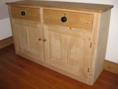 Pine Cupboard unit  for sale