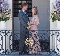 Marie-Chantal, Máxima o Beatrice: Valentino se corona el costurero nupcial de la realeza . Noticias de Casas Reales