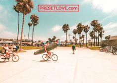 Preset Bundle - Preset Love - Free Lightroom Presets Pastel Photography, Landscape Photography, Photography Tips, Venice Beach House, San Diego, Santa Cruz Beach, Background Images For Editing, California Sunset, Free Beach