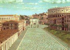 Imagen 1 de la Antigua Ciudad de Roma                                                                                                                                                                                 Más
