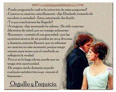 Sr. Darcy y Sra. Bennet