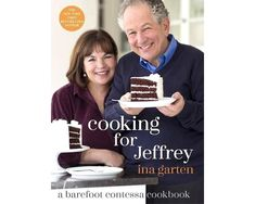 For America's bestselling cookbook author Ina Garten there is no greater pleasure than cooking for the people she loves—and particularly for her husband, Jeffrey. She has been cooking for him ever since they were married forty-eight years ago, and the comforting, delicious meals they shared became the basis for her extraordinary career in food. Ina's most personal cookbook yet, Cooking for Jeffrey is filled with the recipes Jeffrey and their friends request most often as well as charming stories Food Network Barefoot Contessa, Food Network Recipes, Food Processor Recipes, Soup Recipes, Chicken Recipes, Perfect Roast Chicken, Jalapeno Cheddar, Turkey Gravy, Kitchen
