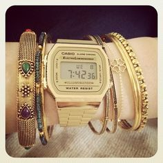casio watches are back!