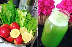 Annie Jaffrey: Sweet Green Detox Juice for Healthy Skin