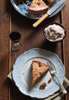 Dried Fig Torte