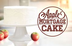 A single mother at the end of her financial rope turns to an old family recipe for apple cake to help save her home and her family. Apple Mortgage Cake Recipe, Apple Cake Recipes, Moist Cakes, Working Mother, Something Sweet, Family Meals, Sweet Treats, Entertaining, Desserts