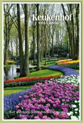 Keukenhof Holland.  Hopefully this time we'll go when its open! :)