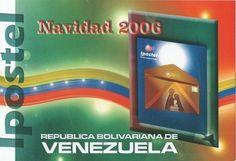 Postal: Nacimiento (Venezuela) (Ipostel - Christmas 2006) Col:ve_ipostel_NAV2006_07