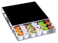 DecoBros K-cup Storage Drawer Holder for Keurig K-cup Coffee Pods -- Details can be found by clicking on the image.