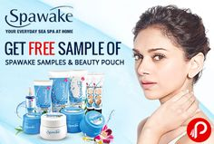 Spawake  Shop is offering Free Sample of Spawake Samples & Beauty Pouch. Just fill the details.  #freesample #beauty #free #deals #samplesale  http://www.paisebachaoindia.com/get-free-sample-of-spawake-samples-beauty-pouch-free-deals-spaware-shop/