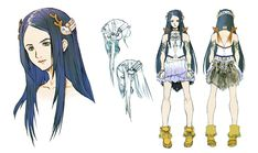 Yeul from Final Fantasy XIII-2
