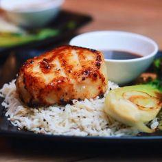 Cod Recipes, Salmon Recipes, Fish Recipes, Seafood Recipes, Asian Recipes, Cooking Recipes, Healthy Recipes, Vegan Recipes, Sauces