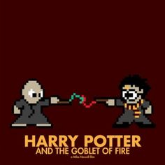 Harry Potter and The Goblet of Fire by Eric Palmer