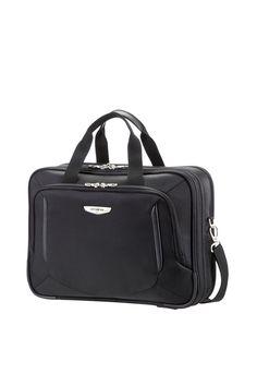 "X'Blade 2.0 Business Black Bailhandle 16"" #Samsonite #XBlade20 #Travel #Suitcase #Luggage #Strong #Lightweight #MySamsonite #ByYourSide"