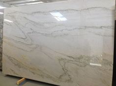 Calcatta Quartzite - Kitchen - Miami - by American Granite Company Calacatta Quartzite, White Quartzite Countertops, Tile Countertops, White Granite, Calcatta Quartz, Light Granite, Carrara, Backsplash, Kitchen Redo