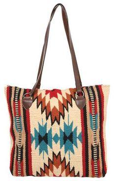 Modern Mayan Handbag