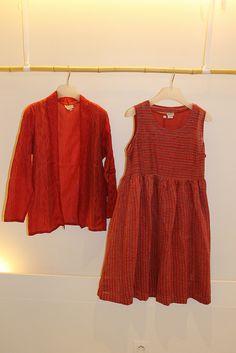 La Boutique Extraordinaire - Neeru Kumar - Veste soie rebrodée 135 € - Robe voile de coton et soie 200 € | Flickr: partage de photos!