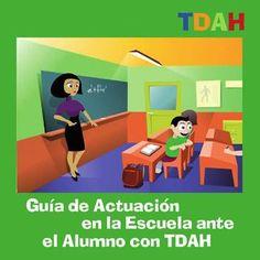 Actuacion ante niño tdh