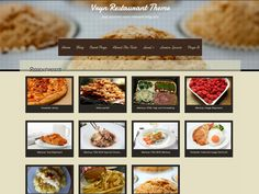 10 best free Restaurant WordPress themes in These themes are perfect for restaurant, cafe or bistro WordPress websites. Restaurant Themes, Wordpress Theme, Healthy Eating, Blog, Free, Online Marketing, Collection, Blogging, Internet Marketing