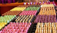 died and gone to macaron heaven?? MMM yes!