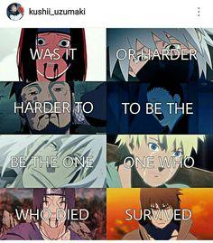 Era más difícil ser el que murió o más difícil ser el que sobrevivió