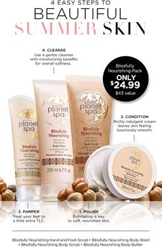 Experience the relaxing, restorative benefits of pampering your body with nourishing African shea butter while you inhale the blissful blend of macadamia nut, rich vanilla and warm, creamy caramel. Avon Online, Avon Rep, Summer Skin, Smooth Skin, Shea Butter, Moisturizer, Conditioner, Personal Care