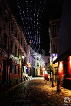 Montmartre, Paris by David Juan