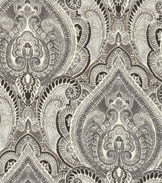 Content: 100% Cotton Width: 54 Inches Horizontal Repeat: 13.5 Inches Vertical Repeat: 27 Inches Finish: Soil  and  Stain Durability: Heavy- 30,000 and Up Dbl Rubs Flammability Code: N/A UV Testing: N/