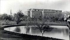Opera House, Cairo, Egypt, 1910.