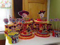 Ideas para decorar cumpleaños de Toy Story                              …