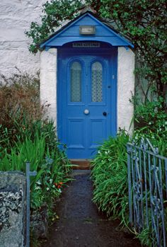 Vine Cottage, Cornwall, England