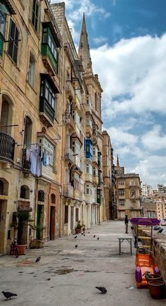 Valletta Street, Malta (by Christian Spiteri on 500px)
