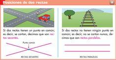 EL BLOG DE TERCERO: RECTAS SECANTES Y RECTAS PARALELAS