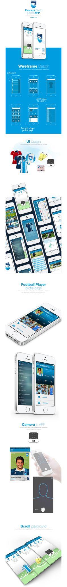 Official App Pescara Calcio