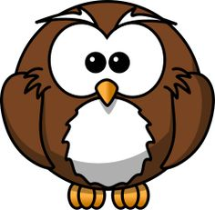 Cartoon owl by lemmling - Based upon my penguin http://openclipart.org/media/files/lemmling/9022