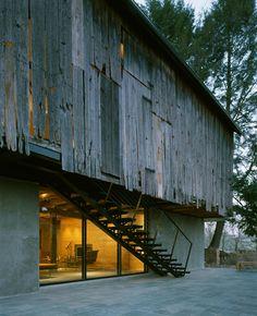 doma gallery by w architecture & landscape architecture
