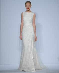 Dennis Basso Wedding Dresses Spring 2014 | Click through for collection