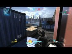 Metro Conflict RAW Gameplay 1 - Metro Conflict is a Free to play FPS [First Person Shooter] MMO [Massively Multiplayer Online] Game featuring near-futuristic weapons