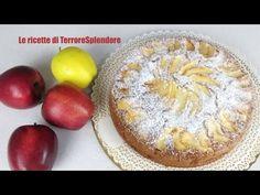 LA TORTA DI MELE PIU' ALTA E SOFFICE DEL MONDO Senza Burro - RICETTA PERFETTA Facilissima - YouTube