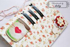 Handmade cookbook, kristinacepcekova.blogspot.sk