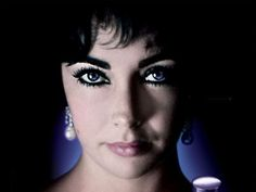 No photo could do those eyes justice. She was and will always be one of the world's most extraordinary looking women. Not only was she beautiful, she had brains, heart and talent to match.
