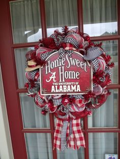Hey, I found this really awesome Etsy listing at http://www.etsy.com/listing/152064172/alabama-crimson-tide-deco-mesh-door