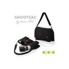 Shootsac Basic Black Shooters Kit, Neoprene Lens Location Bag $179.