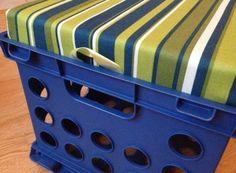 Storage & Sit Crate