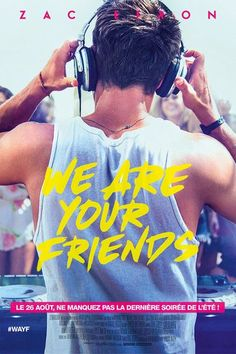 Film We Are Your Friends 2015 - Good movie ! Emily Ratajkowski !!!