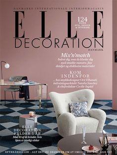 'Daydream IN-758', vægfarve, Flügger. Natalia Sanchez, Fall Kitchen Decor, Diy Home Decor, Room Decor, Brown Pillows, Interior Decorating, Interior Design, Sofa Tables, Tray Decor