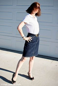 || Rita and Phill specializes in custom skirts. Follow Rita and Phill for more jean skirt images. https://www.pinterest.com/ritaandphill/jean-skirts/