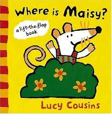 Where is Maisy? by Lucy Cousins book jacket